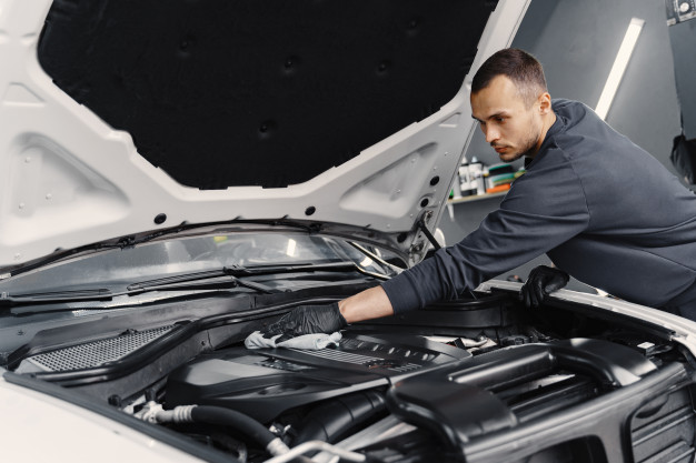 The need to seek professional help for car maintenance