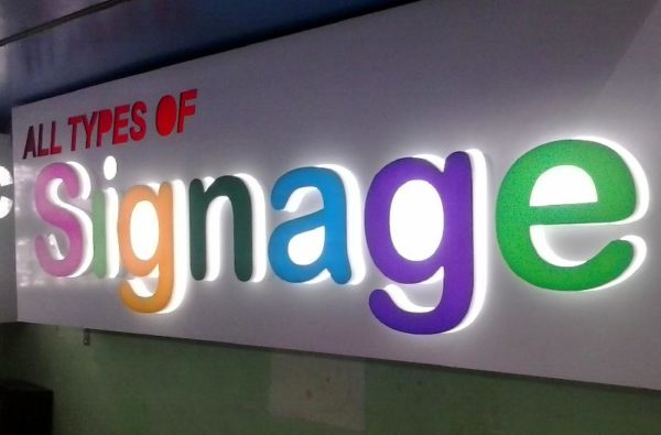 How to find a good signage company